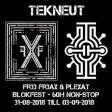 Tekneut @ Fr33 Fr3aX & Plexat   Blokfest 2018